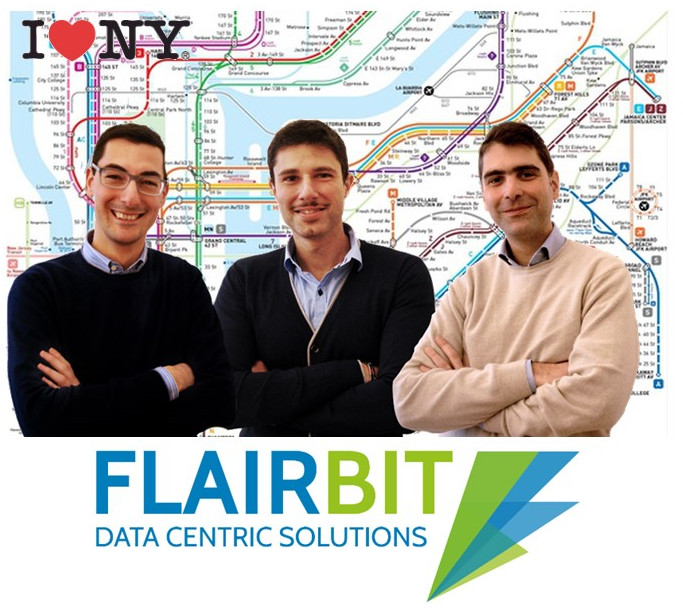 Il trio di Flairbit