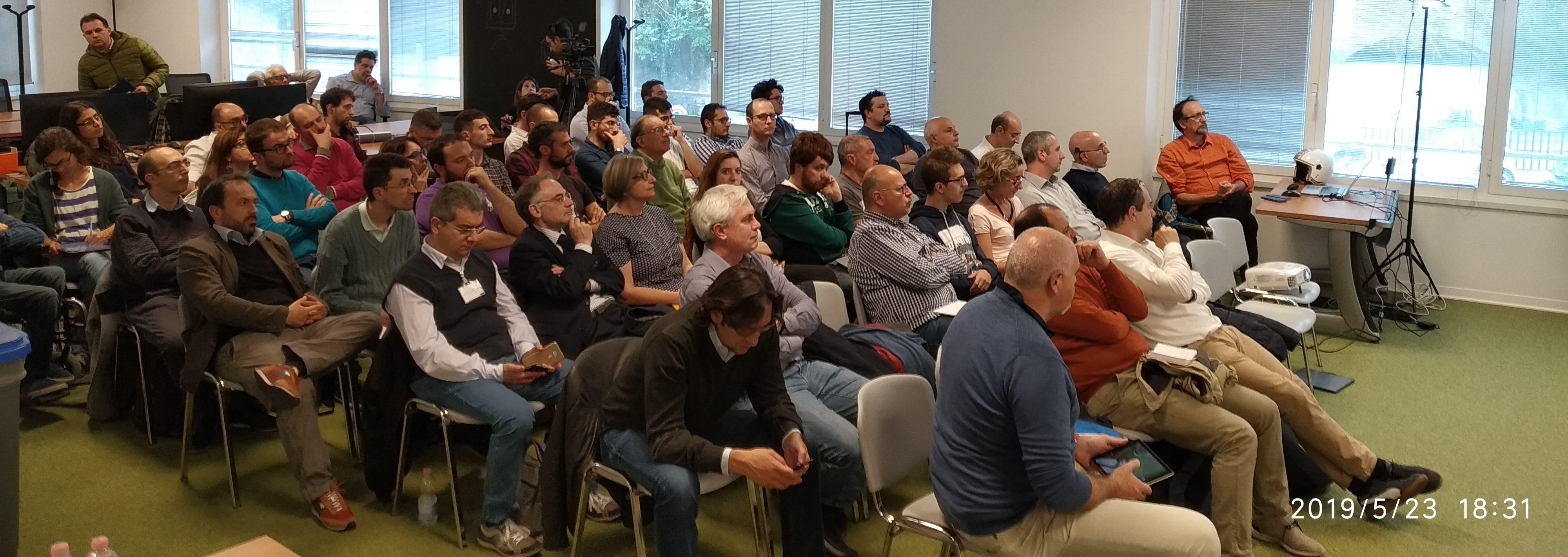 DataScienceSeed meetup 23 maggio 2019
