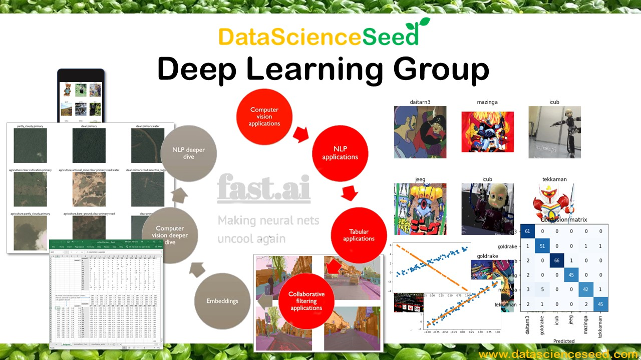 Datascienceseed Deep Learning Group