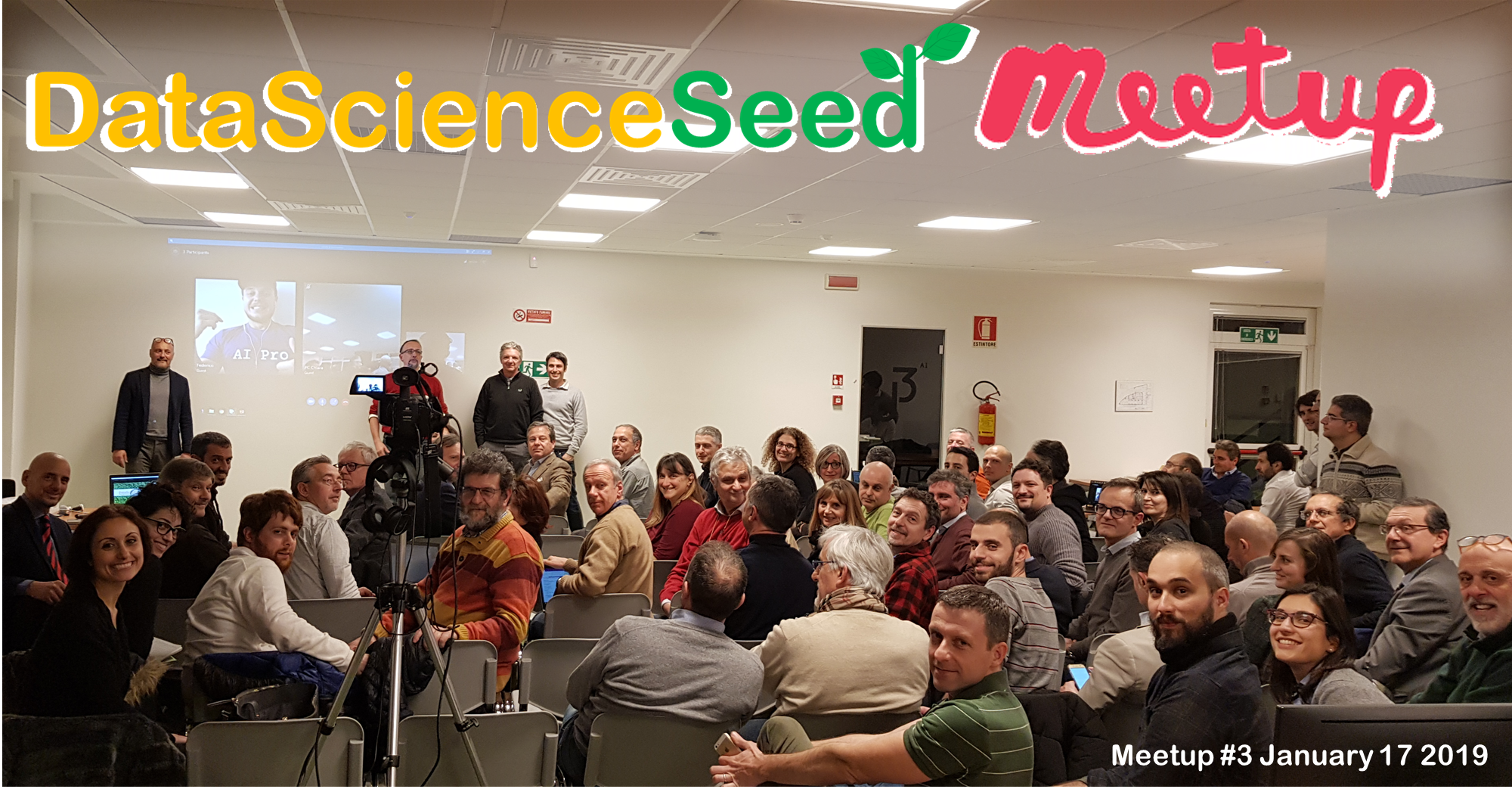picture of DataScienceSeed Meetup in Genova